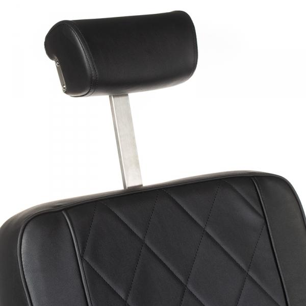 Fotel barberski ODYS BH-31825M Czarny #6