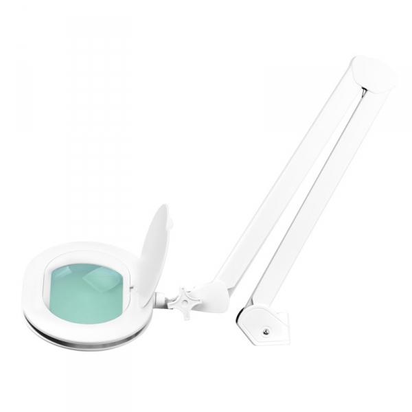 Lampa lupa elegante 6028 60 led smd 5d ze statywem reg. Natężenie światła #2