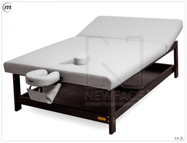 Stół Do Masażu Stacjonarny Thai Gray #1