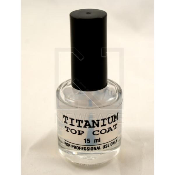 Titanium top coat 15 ml #1