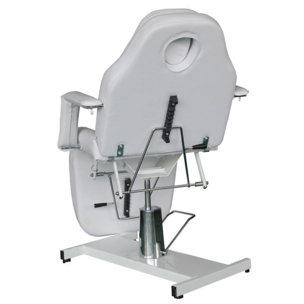 Fotel kosmetyczny hydrauliczny TINA #3
