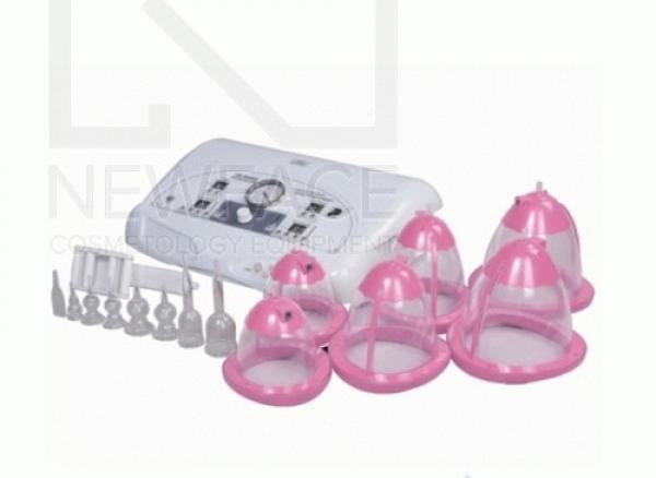 Dermomasażer Vacuum Theraphy Gio Masaż Podciśnieniowy, Drenaż Limfatyczny #1