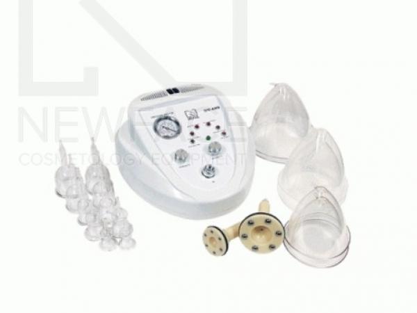 Dermomasażer 2w1 Vacuum Theraphy Bc Z Mikrodermabrazją, Masaż Podciśnieniowy, Drenaż Limfatyczny #1