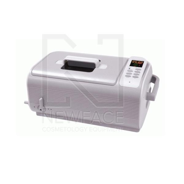 Myjka Ultradźwiękowa 6 Litrów Z Podgrzewaniem I Spustem Cieczy #1