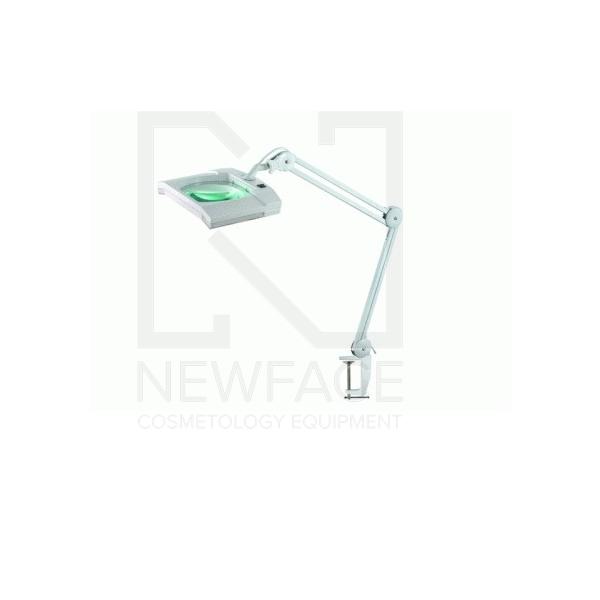 Lampa Lupa Lux Led Prostokątna Na Statywie Na Kółkach #1