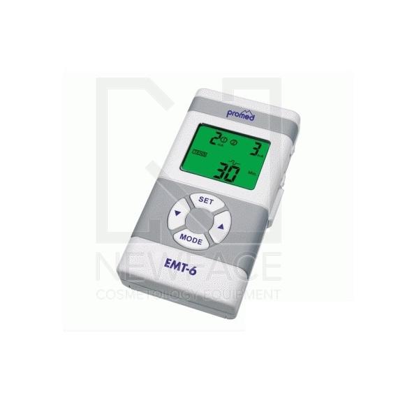 Elektrostymulator Przenośny Promed Emt 6 (Tens I Ems) #1
