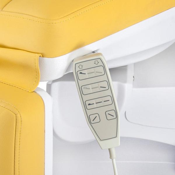 Elektryczny fotel kosmetyczny Mazaro BR-6672 Miodo #4