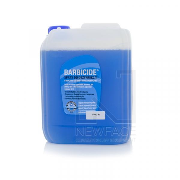 Spray do dezynfekcji powierzchni Barbicide zapachowy, 5000 ml #1