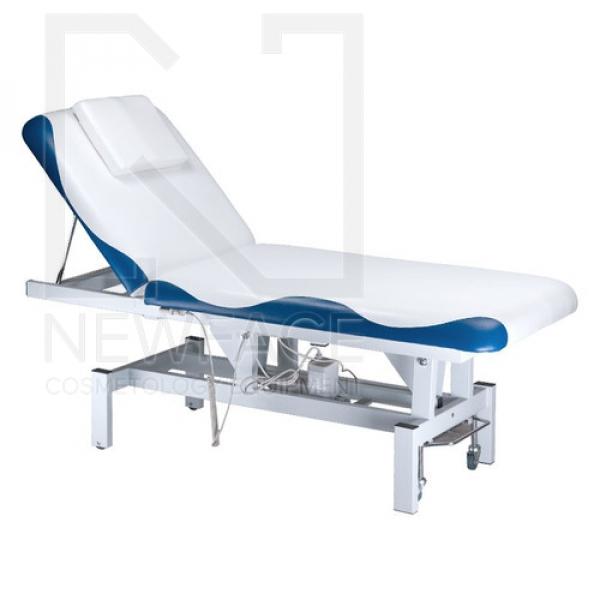 Łóżko Do Masażu Elektryczne BD-8230 Białe #1
