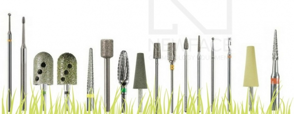 Zestaw: Frezarka Power Nail Expert 500 + 7 Frezów #1