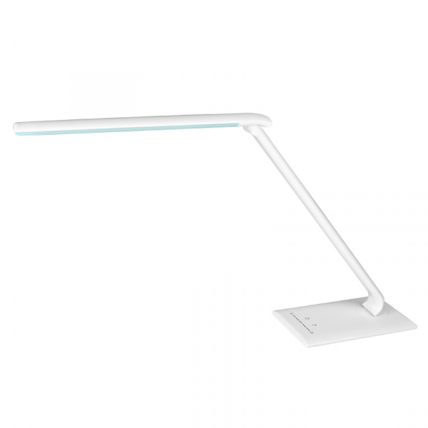 Lampa Led Na Biurko Elegante 7w White #1