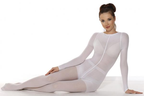 Strój profesjonalny Do Masażu – Zabiegu Kosmetycznego np. Spa (endomassage - masaż próżniowy), Rozmiar S #1