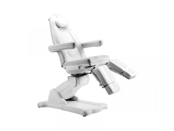 Fotel podologiczny elektryczny Profi 9B 3S obracany #1