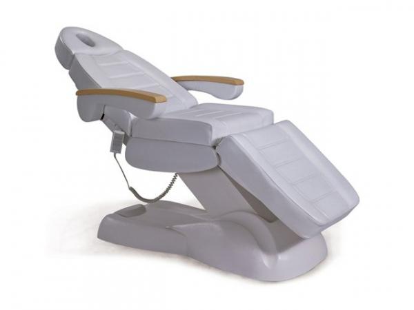 Fotel Kosmetyczny Elektryczny Profi 6A Lux #1