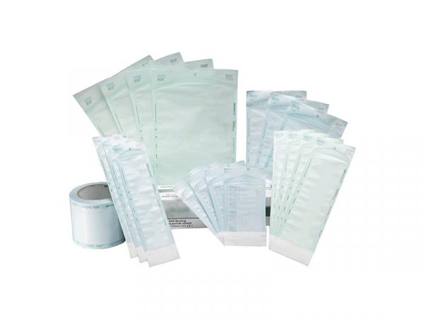 Torebki Foliowo Papierowe Do Sterylizacji 135 X 250 Mm 200 Szt. #1