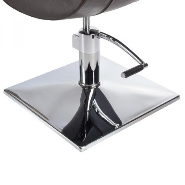 Fotel fryzjerski Nino BH-8805 brązowy #3