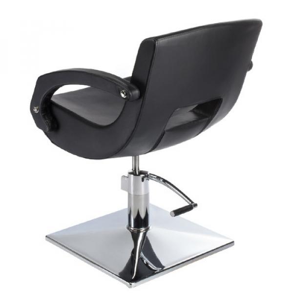 Fotel fryzjerski Nino BH-8805 szary #2