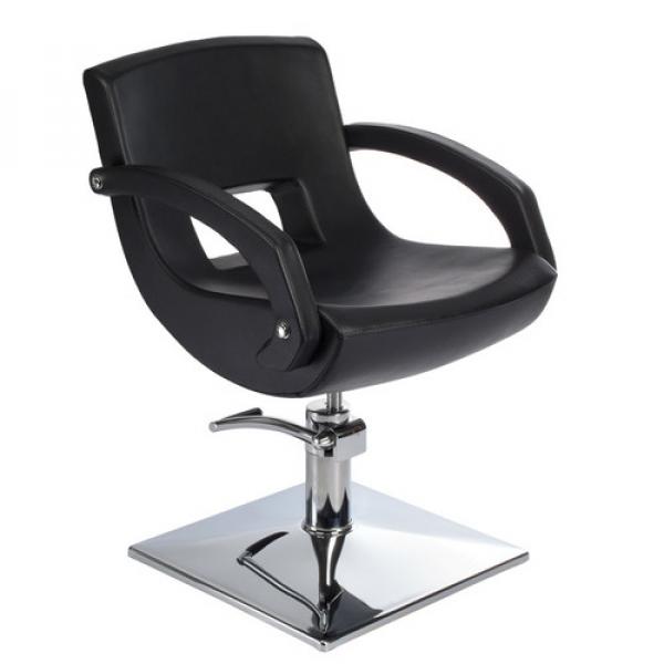 Fotel fryzjerski Nino BH-8805 szary #1