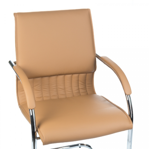 Fotel Konferencyjny Corpocomfort BX-SH013 Mokka #2