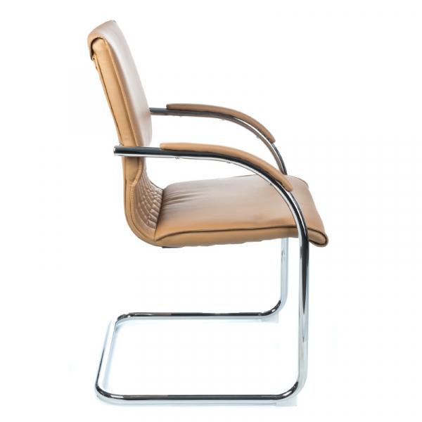 Fotel Konferencyjny Corpocomfort BX-SH013 Mokka #3
