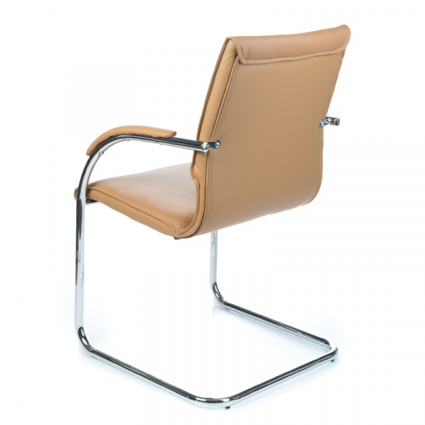 Fotel Konferencyjny Corpocomfort BX-SH013 Mokka #4