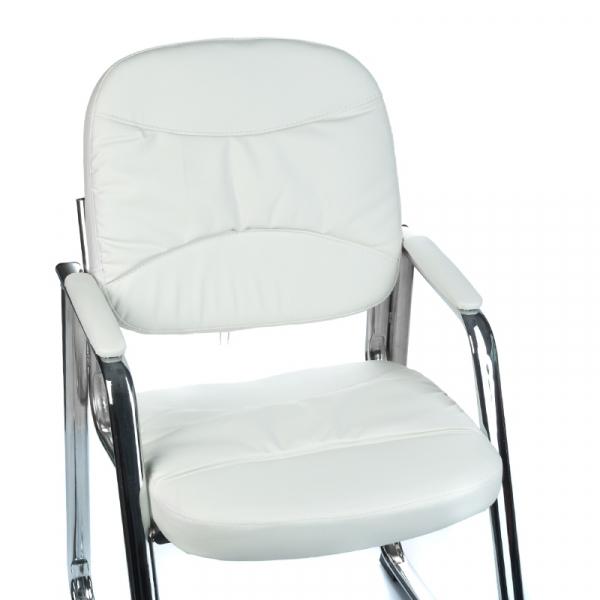 Fotel Konferencyjny Corpocomfort BX-719 Biały #2