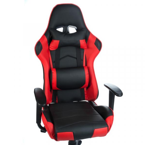 Fotel Gamingowy RACER CorpoComfort BX-3700 Czerwon #2