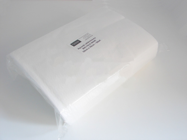 Ręcznik włóknina Maxi 100 szt. 50 x 70 cm #1