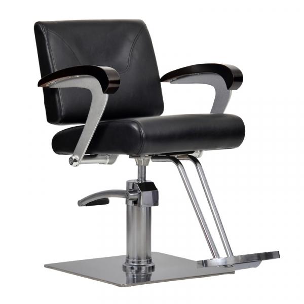Fotel Kubik Czarny #1