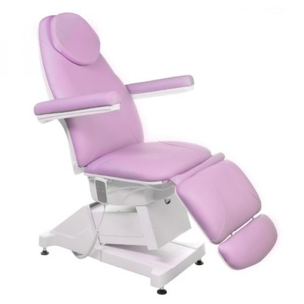 Elektryczny fotel kosmetyczny AMALFI BT-158 Wrzos #1