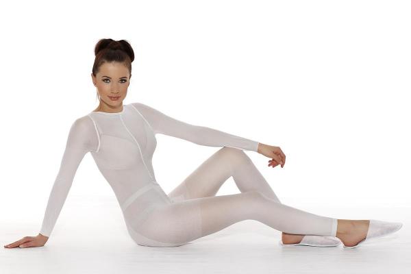 Strój profesjonalny Do Masażu – Zabiegu Kosmetycznego np. Spa (endomassage - masaż próżniowy), Rozmiar XL #1