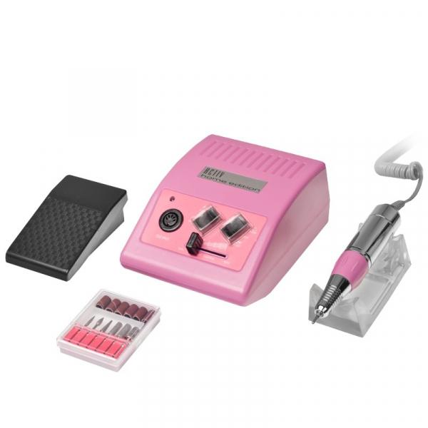 Frezarka JD500 Pink oryginał Różowa 35W #1