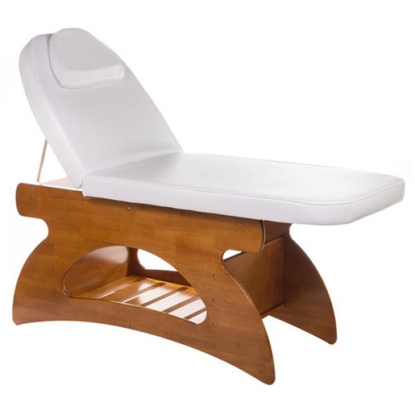 Łóżko Kosmetyczne Do Masażu BD-8241 Orzech #1