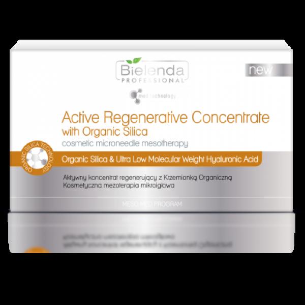 Bielenda Aktywny Koncentrat Regenerujący Z Krzemionką Organiczną #1