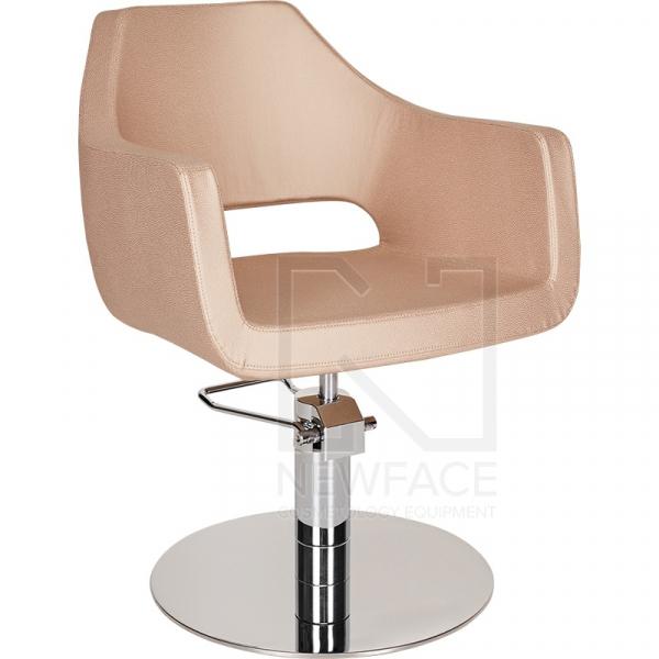 Fotel Fryzjerski Marea Baza Dysk W 48h #1