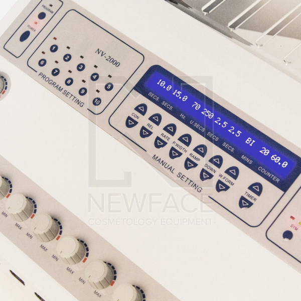 Aparat do elektrostymulacji NV-2000 #7
