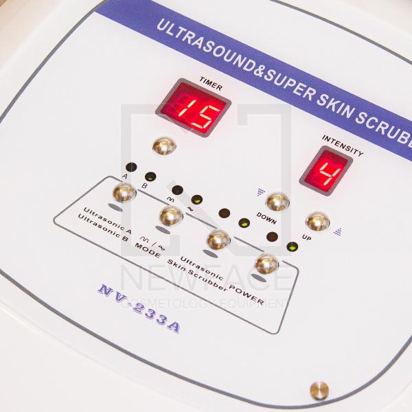 Urządzenie do peelingu kawitacyjnego NV-233A #3