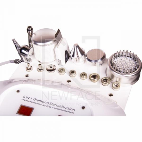 Kombajn kosmetyczny 6w1 NV-906L #5
