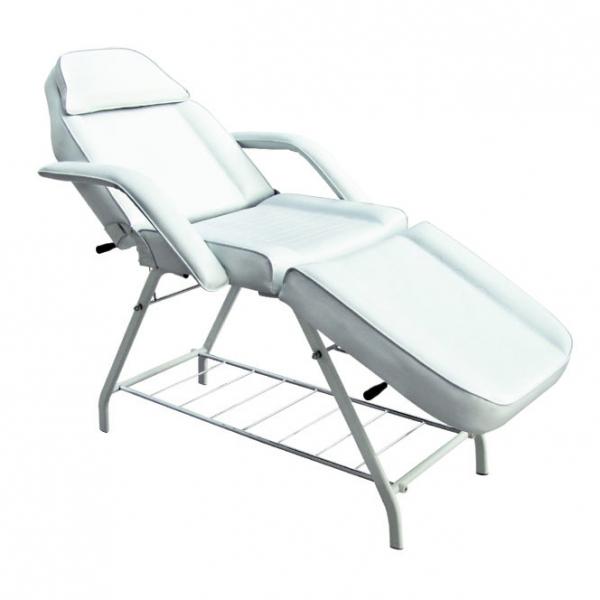 Fotel  kosmetyczny 242 white #1