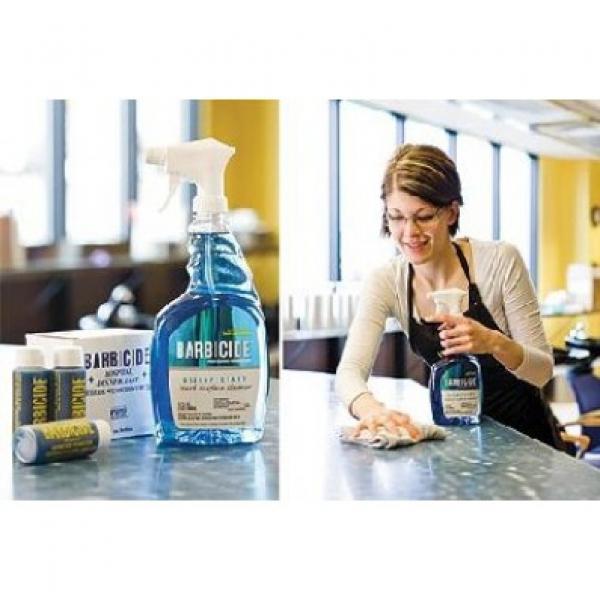 Spray do dezynfekcji powierzchni Barbicide zapachowy, 1000 ml #2