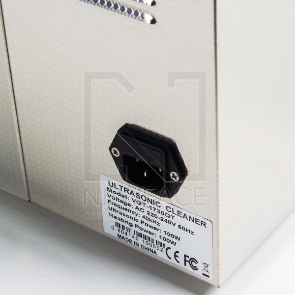 Wanienka ultradźwiękowa VGT-1730, 3 l #4