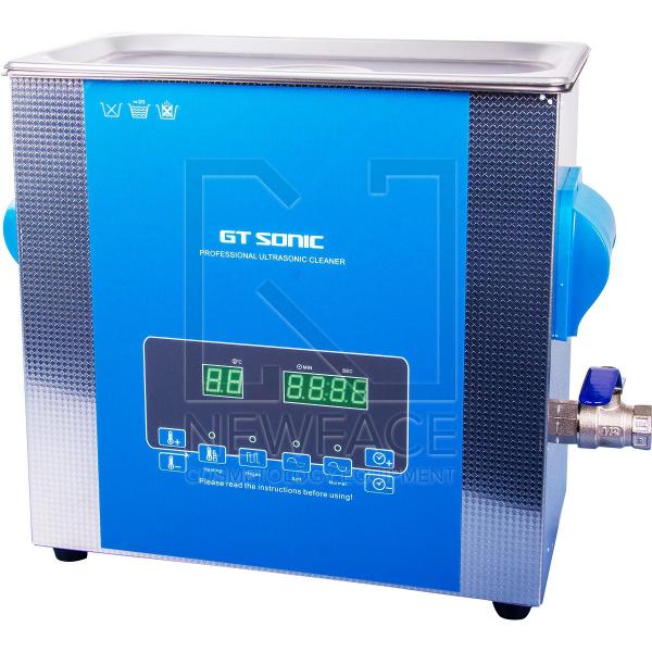 Myjka ultradźwiękowa GT-1860QT, 6 l #1