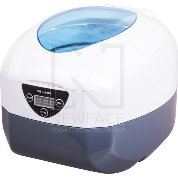 Myjka ultradźwiękowa VGT-1000, 0,75 l #1