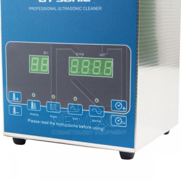Myjka ultradźwiękowa VGT-1620QTS, 2 l #2