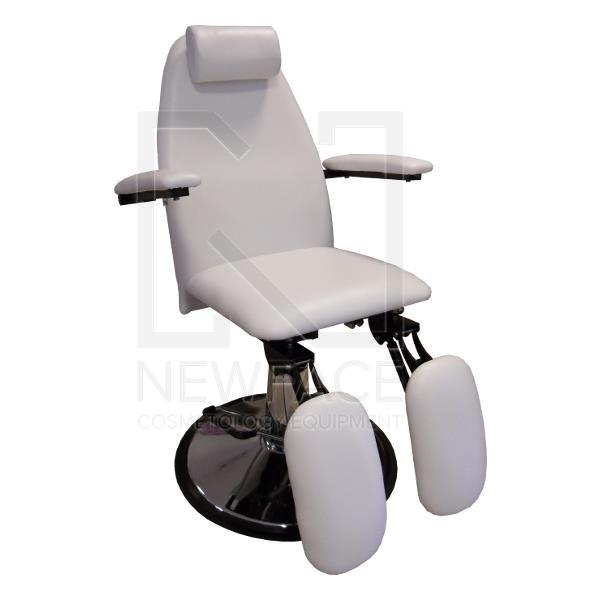 Fotel podologiczny hydrauliczny OVAL #1