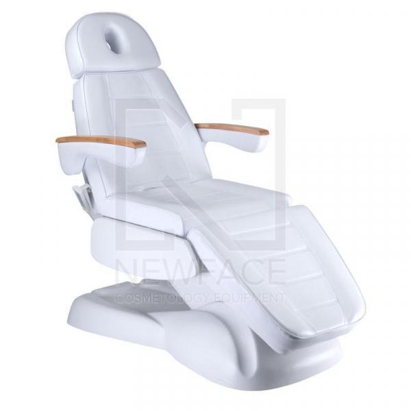Fotel kosmetyczny elektryczny LUX 3 #1