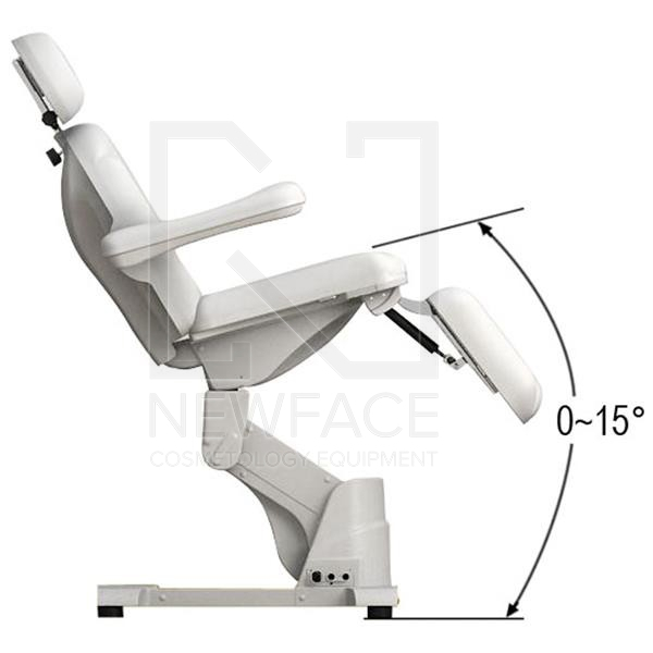 Fotel podologiczny elektryczny Optima R320 #2