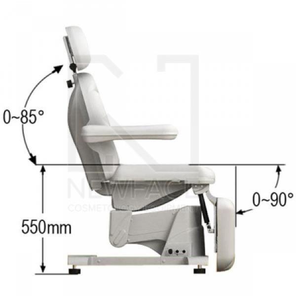 Fotel podologiczny elektryczny Optima R320 #9