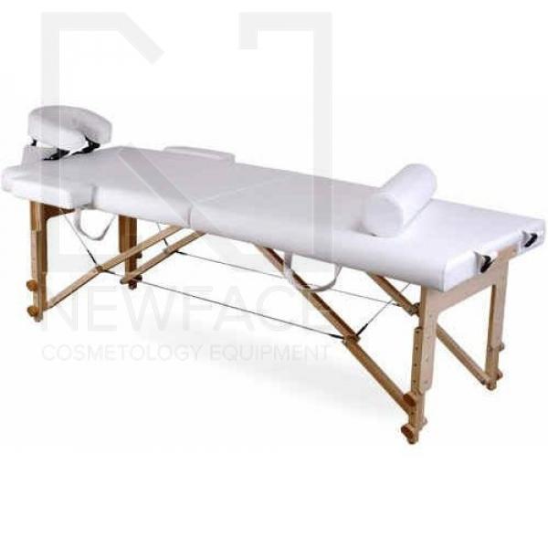 Stół Do Masażu Przenośny Składany Basic 1 Plus #1