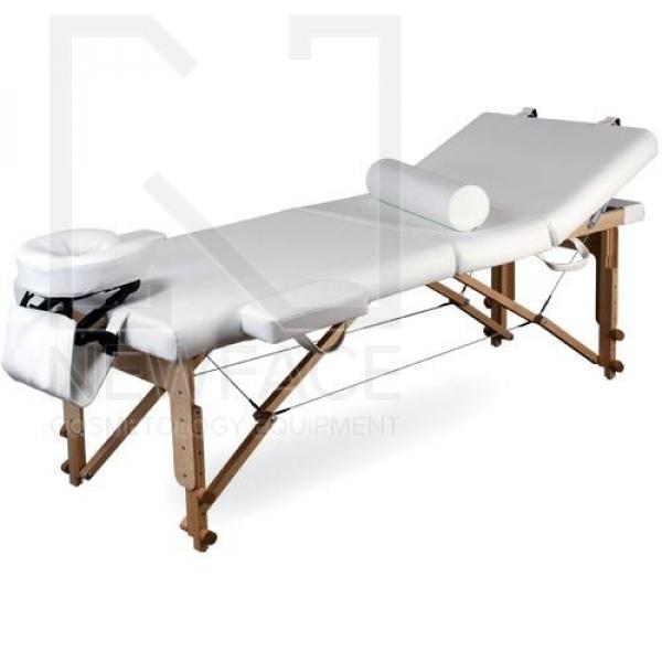 Stół Do Masażu Przenośny Składany Basic 2 Plus #1